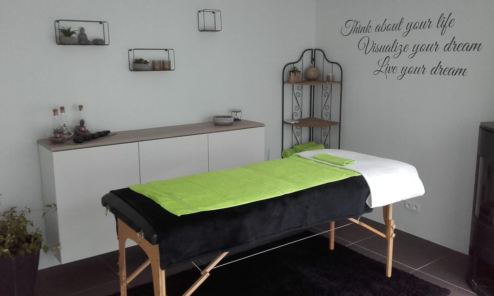 Cuerpo Sano - Bredene - Oostende - Belgische kust - Massage praktijk
