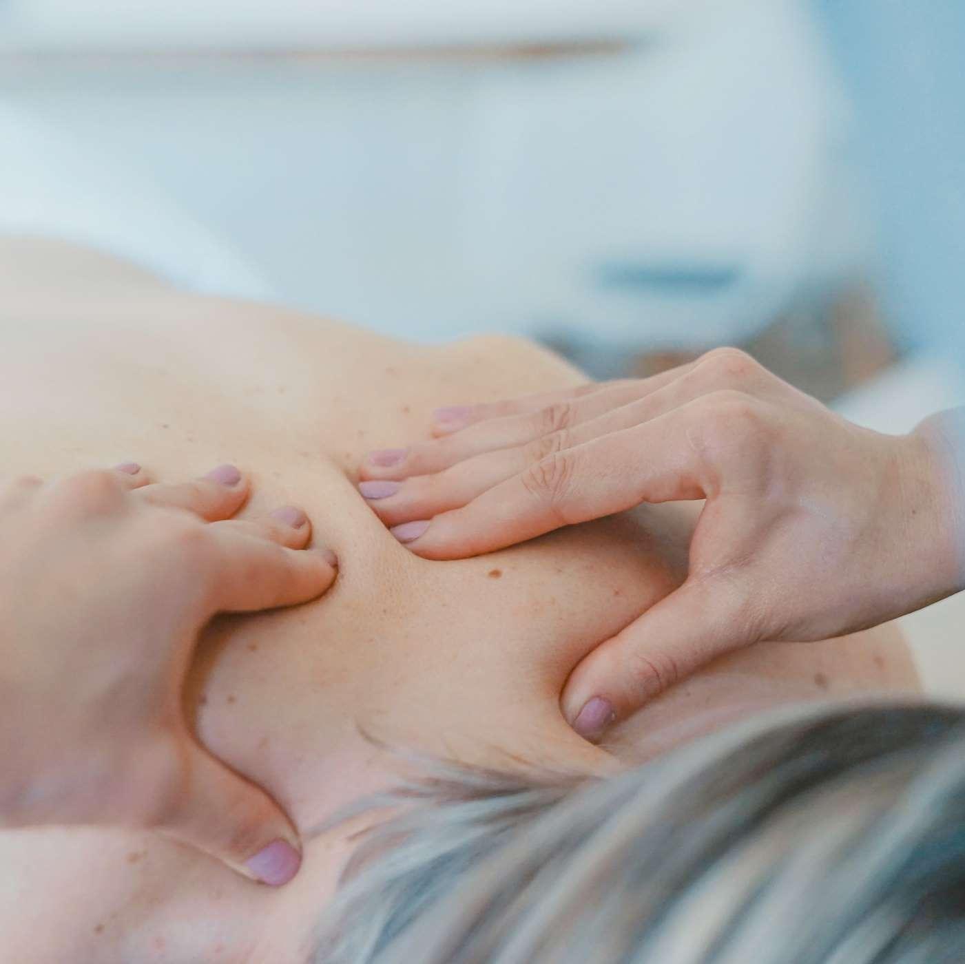 Cuerpo Sano relaxatie massage praktijk te Bredene